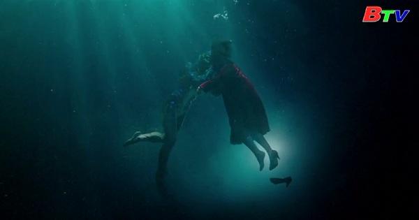 """""""The Shape of Water""""  dẫn đầu danh sách đề cử BAFTA"""