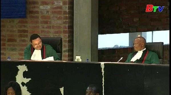 Quốc hội Nam Phi tìm cách phế truất Tổng thống Jacob Zuma