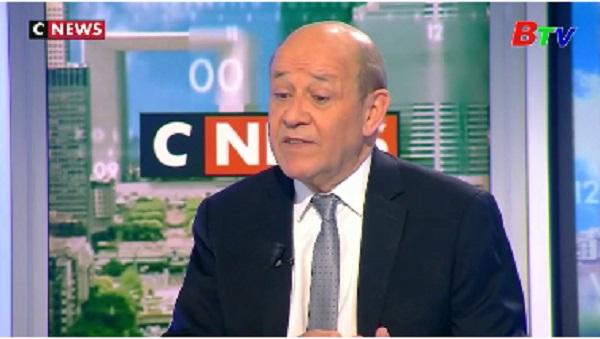 Pháp nêu điều kiện rút quân khỏi Syria
