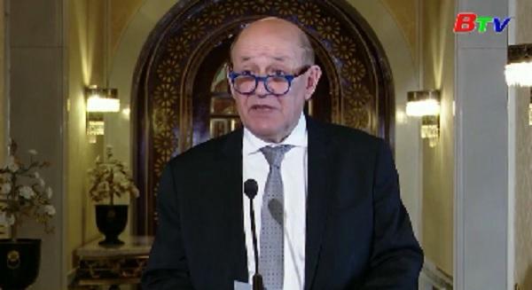 Pháp lo ngại Iran có thể sớm sở hữu vũ khí hạt nhân