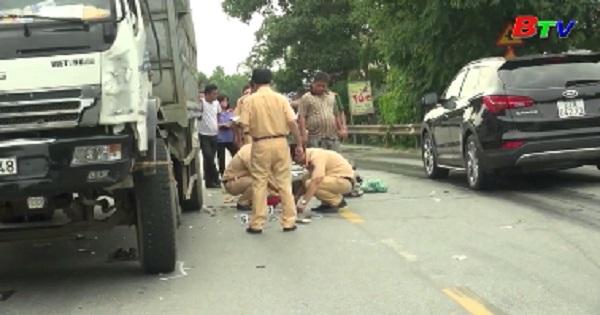 8 ngày nghỉ Tết, 161 người tử vong vì tai nạn giao thông