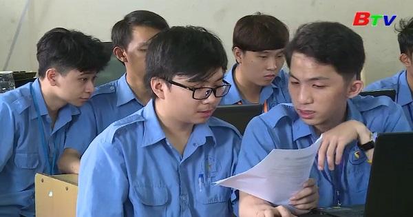 Đào tạo nghề theo tiêu chuẩn khu vực