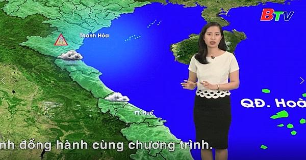 Bản tin Thời tiết (Ngày 09/3/2020)