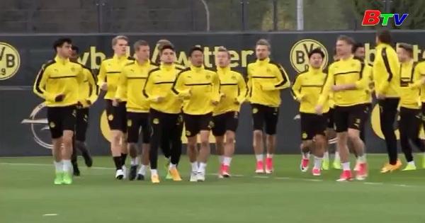 Tứ kết lượt đi UEFA Champions League trước trận Borussia Dortmund - AS Monaco