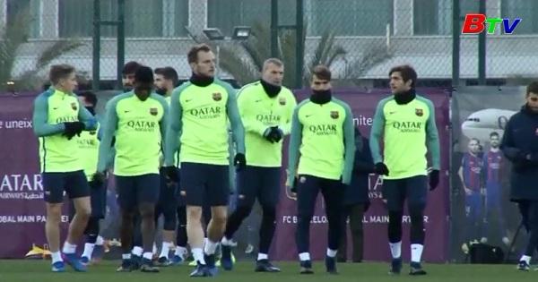 Tứ kết lượt đi UEFA Champions League trước trận Juvetus - Barcelona