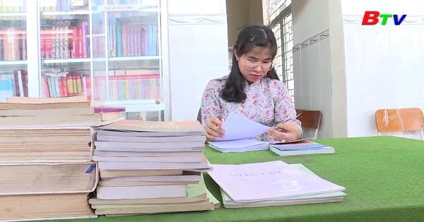 Người giáo viên hết lòng vì học sinh thân yêu