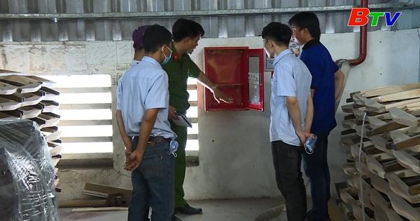 Tân Uyên phát huy hiệu quả công tác phòng cháy chữa cháy tại cơ sở