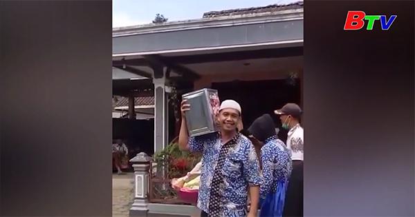 Đi theo chỉ dẫn Google Maps, chú rể Indonesia suýt cưới nhầm cô dâu