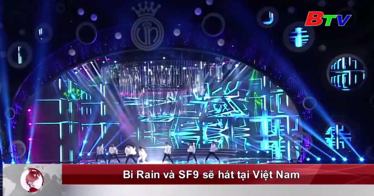Bi Rain và SF9 sẽ hát tại Việt Nam