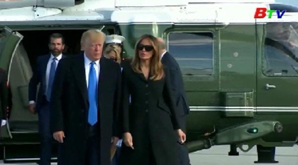 Tổng thống Mỹ - Cuộc gặp với Chủ tịch Trung Quốc 'đã được lên kế hoạch'