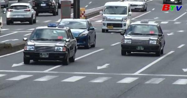 Lái xe taxi - dịch vụ thể hiện lòng hiếu khách