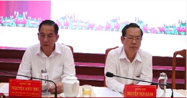 Hội nghị Ban Chấp hành Đảng bộ thị xã Tân Uyên lần thứ 2, khóa XII, nhiệm kỳ 2020-2025