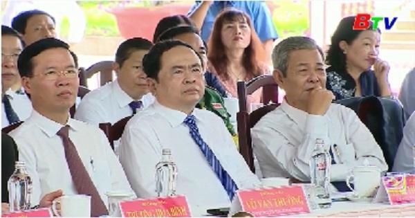 Lễ kỷ niệm 110 năm ngày sinh luật sư Nguyễn Hữu Thọ
