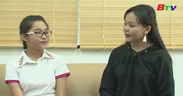 Nhịp cầu thân ái - Giao lưu với bạn Nam Phương (Nhà thiếu nhi Tp.HCM)
