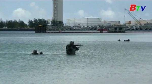 Triều Tiên lên kế hoạch tấn công Guam