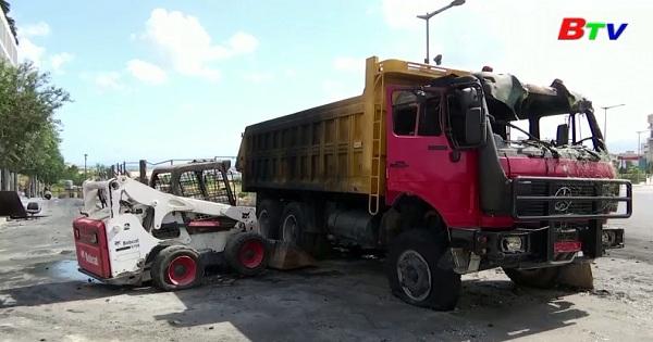 Quốc tế cam kết hỗ trợ khẩn cấp Lebanon 250 triệu Euro