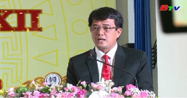 Khai mạc Đại hội Đảng bộ Thành phố Dĩ An lần XII, nhiệm kỳ 2020-2025