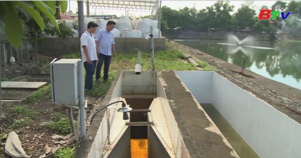 Chung tay giải quyết ô nhiễm kênh Ba Bò