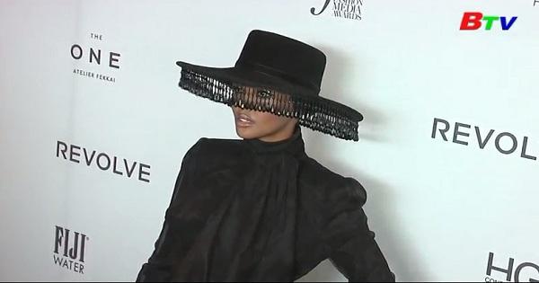 Kate Moss nhận danh hiệu biểu tượng phong cách Mỹ