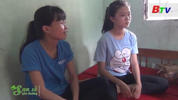 San Sẻ Yêu Thương - Hoàn cảnh chị Phạm Thị Ngoan (KP 3, phường Thới Hòa, TX Bến Cát)