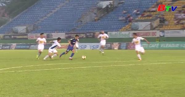 Bán kết lượt về Cúp quốc gia 2018 - Trước trận B.Bình Dương - Hà Nội