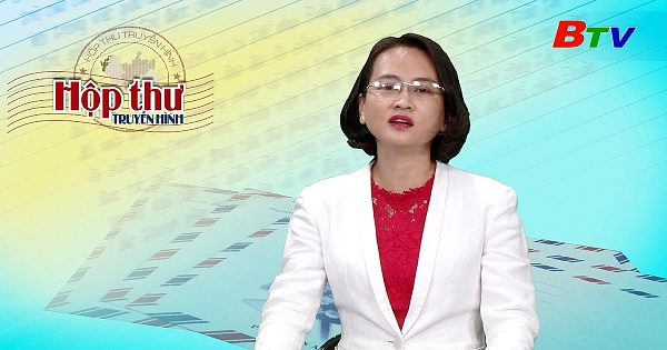 Hộp thư truyền hình (Ngày 12/10/2020)