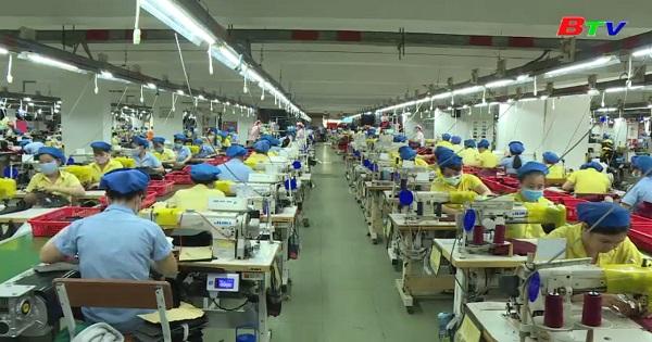 Giải pháp xây dựng quan hệ lao độn trong các doanh nghiệp ở Bình Dương