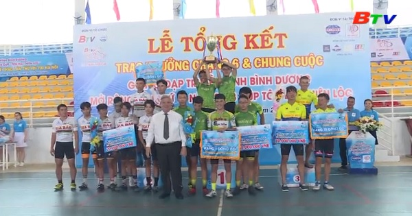 Nhật ký chặng 6 Giải đua xe đạp THBD lần V - Cúp Tôn Đại Thiên Lộc 2018|| khép lại mùa giải thành công