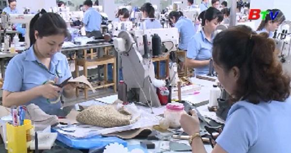 Bình Dương đạt chỉ số tăng trưởng công  nghiệp  (IIP) 9,3%