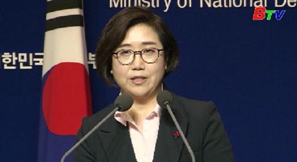Mỹ - Hàn - Nhật bắt đầu tập trận chung chống tên lửa
