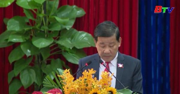 Chủ tịch UBND tỉnh giải trình các ý kiến và kiến nghị