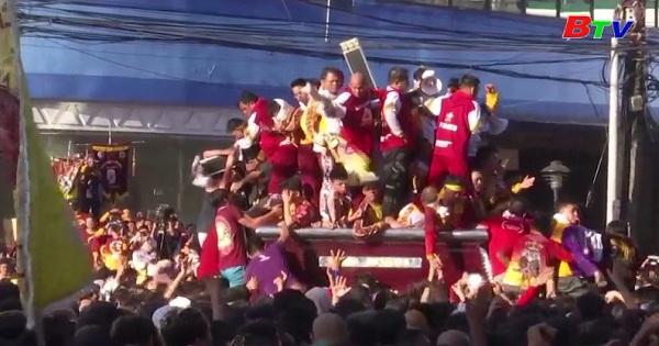 Philippines - Lễ hội chân trần