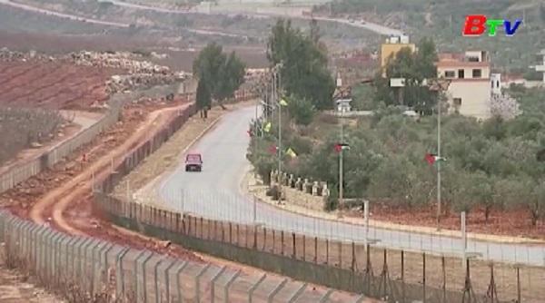 Biên giới Syria trước vòng xoáy căng thẳng mới