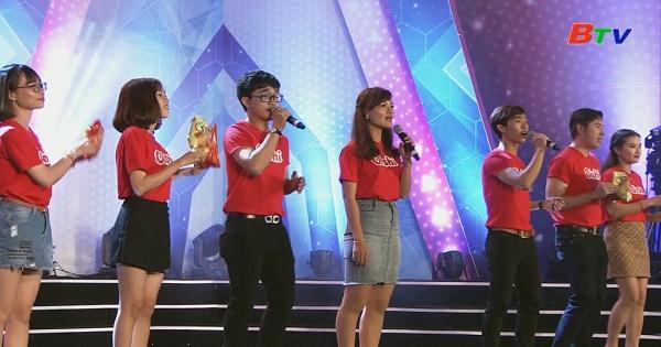 Hát với Công nhân|| Đội Toyota Bình Dương và Liwayway Việt Nam