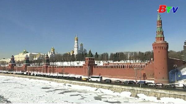 Tổng thống Nga khẳng định không có ý định sửa đổi Hiến pháp