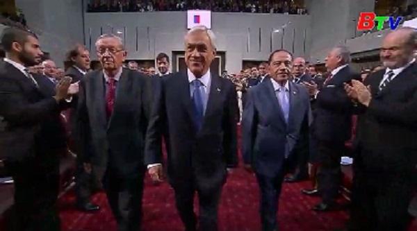 Ông Sebastian Pinera chính thức nhậm chức Tổng thống Chile