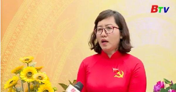 Đại hội Đảng bộ xã Thanh An - huyện Dầu Tiếng, nhiệm kỳ 2020-2025