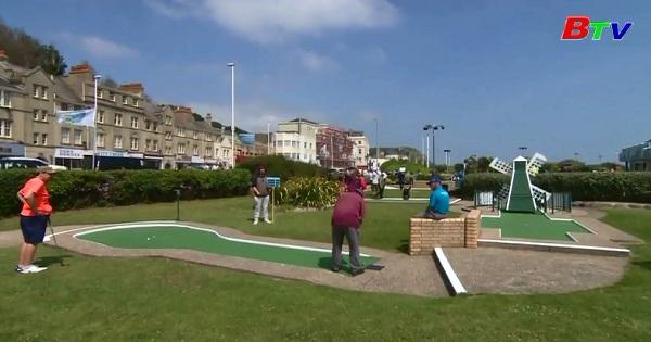 """Giải vô địch Golf Mini """"WORLD CRAZY GOLF CHAMPIONSHIPS"""