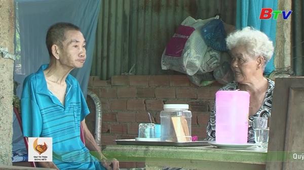 San Sẻ Yêu Thương - Hoàn cảnh ông Bùi Văn Lợi (G23/86, KH10, Chánh Nghĩa, TP.TDM, Bình Dương)
