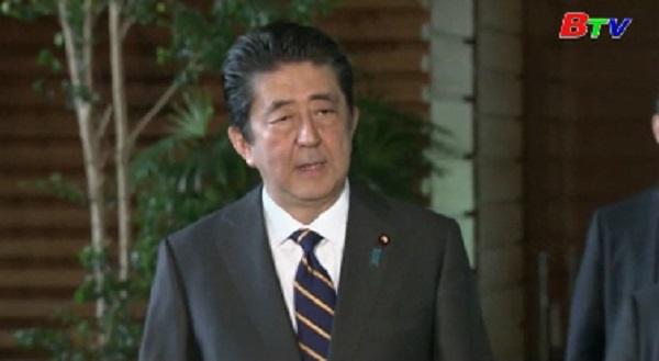 Thủ tướng Nhật Bản mong muốn gặp nhà lãnh đạo Trung Quốc bên lề G20