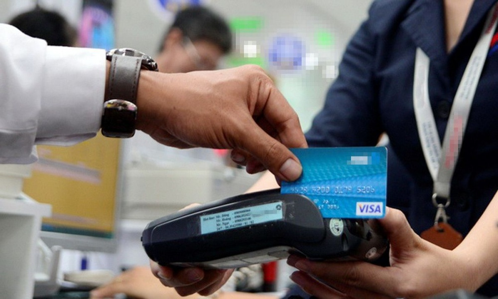 Người Việt ngày càng chuộng thanh toán không tiền mặt
