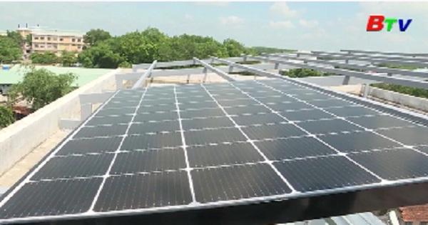 Lợi kép khi đầu tư điện mặt trời áp mái