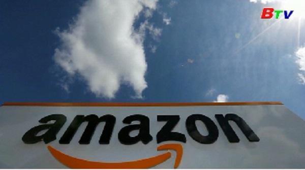 Amazon 'soán ngôi' thương hiệu giá trị nhất thế giới của Google