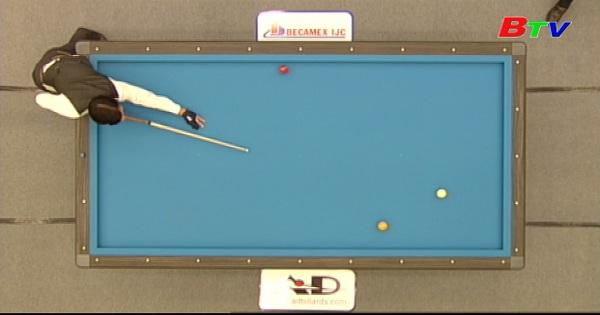 Billiards Carom 3 băng Bình Dương 2019 || Minh Thiện (Bình Dương) - Nhật Huy (Lâm Đồng)