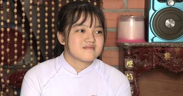 Thắp sáng ước mơ xanh - Em Đỗ Viết Thùy Trang, lớp 12A3, trường THPT Dầu Tiếng, huyện Dầu Tiếng, Bình Dương