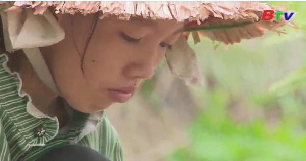 Thắp sáng ước mơ xanh - Em Trần Chánh Tâm, trường THCS Núi Tượng, huyện Tân Phú, Đồng Nai