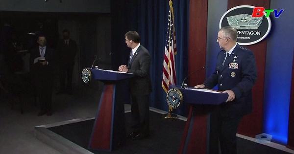 Mỹ xác nhận sẽ cắt giảm quân số Afghanistan