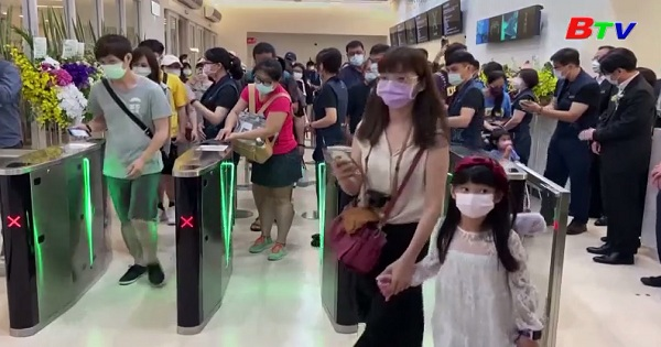 Khai trương thủy cung Xpark tại Đài Loan, Trung Quốc