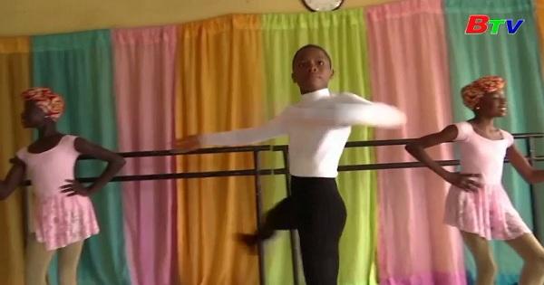 Gặp gỡ cậu bé Nigeria với niềm đam mê múa ba lê