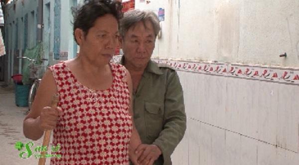 San Sẻ Yêu Thương - Hoàn cảnh gia đình chú Nhơn, cô Mến (phường Khánh Bình, TX Tân Uyên, tỉnh Bình Dương)